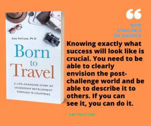 Born to Travel book on Amazon